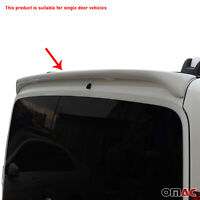 For Dodge Ram Promaster City 2015-2021 Rear Trunk Spoiler Wing Primed Unpainted
