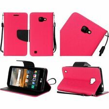 HR Wireless Cell Phone Case for LG K3 - Hot Pink