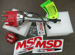 MSD 8577 PRO-BILLET DISTRIBUTOR FOR FORD 351C-460 SMALL CAP UPC:085132085774