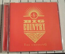 Big Country The Crossing Remastered CD 1996 with bonus tracks