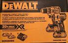 DEWALT DCK283D2 20V 20 Volt Li-Ion Brushless Drill & Impact Driver Set New