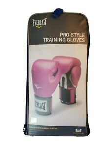 Everlast Pro Style Training Gloves 8 Oz