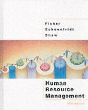 Human Resource Management Fifth Edition, Griffin, Ricky W., Schoenfeldt, Lyle, F