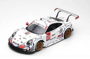 1:12th Porsche 911 RSR #911 Petit Le Mans Winner 2018