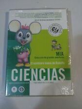 MIA CIENCIAS EL SOMBRERO NUEVO DE RODOLFO 6-10 JUEGO PC DVD-ROM ESPAÑOL NUEVO