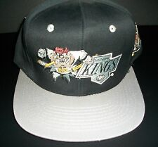 Los Angeles Kings Looney Tunes Taz snapback hockey cap (never worn)