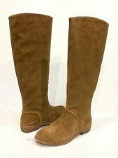 UGG 1020257 Daley Equestrian BOOTS Brown Chestnut Suede -us Size 7 -new