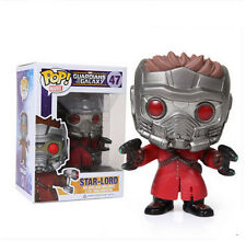New listing Funko Pop #47 Marvel Guardians of the Galaxy Star-Lord Vinyl Figure Toy Gift