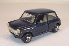 Polistil 1/43 Mini Cooper EL50 Limousine dunkelblau #2462