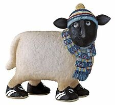Hamish Ewe and Me Sheep Toni Goffe Border Fine Arts Figure Ornament 9.5cm A6110