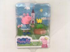 *Nick Jr Peppa Pig* PRINCESS PEPPA FIGURE & PET FROG