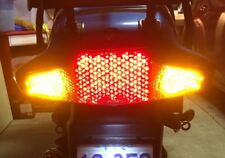 LED Luce Lampada Posteriore FRECCE NERO BMW R 1150 RT Smoked LED tail light