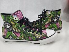 Converse Chuck Taylor All Star High Top Sneaker Eyeball Brain Monster M 8/ W 10