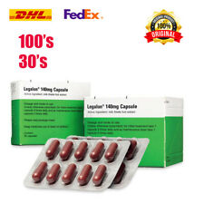 GENUINE  LEGALON 140mg Traditionally used for liver 30's 100's