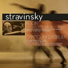 Igor Stravinsky Agon Ballet For Twelve Dancers (Hol) vinyl LP NEW sealed