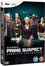 Prime Suspect - The Complete Collection ---- 10-Disc DVD Boxset