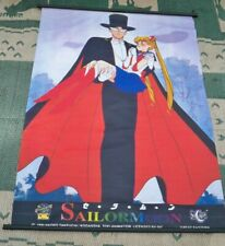 1998 Sailor Moon Friends great eastern Wall Banner poster scroll