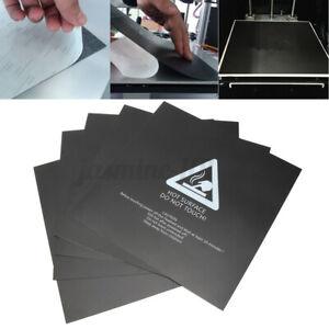 5Stk Druckplatte 300x300 3D Drucker Dauerdruckplatte Heatbed Heizbett Druckbett