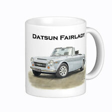 DATSUN  2000  FAIRLADY      QUALITY  11oz.  MUG