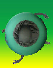 COLOSSAL River Rafting Inner Tube Cover New with Attaching Buckles