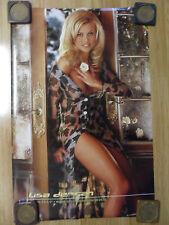 Sexy Girl Dorm Poster ~ Playboy Playmate Lisa Dergan
