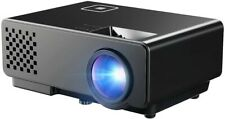 """New Full HD 1080P Portable Mini Home Theater Projector - 35-120"""" Picture Size"""