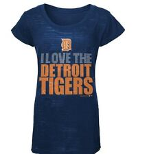 newest 45df0 d9b1f Girls Detroit Tigers Sports Fan Shirts for sale | eBay