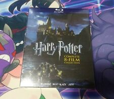 New ListingHarry Potter: Complete 8-Film Moive Collection (Blu-ray Disc, 2011, 8-Disc Set)