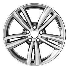 Remanufactured 19x8 Front Alloy Wheel Machined/Medium Charcoal Metallic 86013