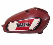 Yamaha XT TT 500 Gas Fuel Petrol Tank 1977 Model Steel Made S2u