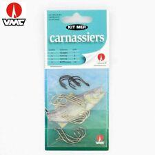 Kit hameçon mer carnassier VMC