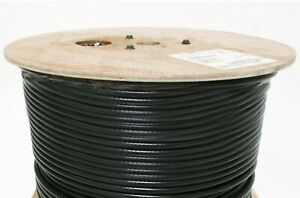 Commscope F11SSEF RG 11 Underground Coaxial Cable 1000 ft