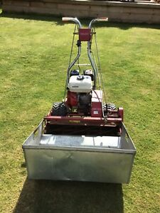Tru-Cut C27 Cylinder Professional Self Propelled Mower 27 In Cut Serviced