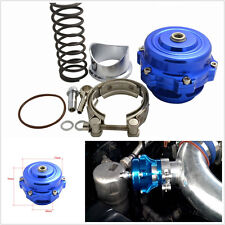 Blue Aluminum JDM 50mm Car Off-Road Blow Off Valve Intercooler BOV 35 PSI Boost