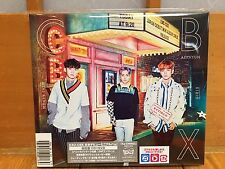 EXO-CBX JAPAN Debut Mini Album GIRLS CD + DVD First Limited Edition