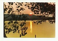 LAC MATAPEDIA, COMTE DE MATAPEDIA, QUEBEC, CANADA CHROME POSTCARD
