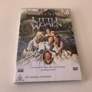 Little Women (DVD, 2000) winona ryder ensemble chick flick period drama