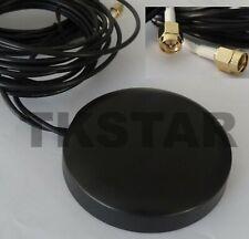 LTE 4G 3G GSM Combo Antenne Außen rund selbstklebend SMA Kabel 1800Mhz 2600Mhz