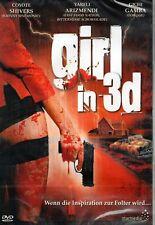 GIRL IN 3D - DVD..