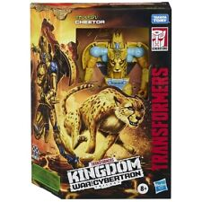 Transformers War for Cybertron Kingdom: Cheetor Figure In Stock!