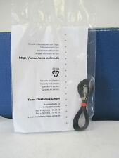 Tams Elektronik GmbH PVC-Schaltlitze Lify 0,05/0,7-schwarz 5 Meter  WT3087