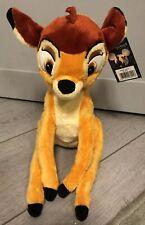 Plush / Plush Bambi Seated/Seated Disneyland Paris