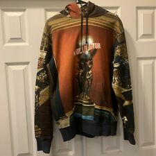 Supreme Scarface the World is Yours Hoodie Large Sweatshirt Multicolor