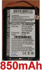 Battery 850mAh type IA1TA16A0 IA1W416A2 IA1W721H2 For Palm Zire 72