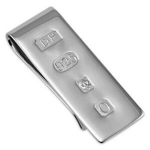 CATORS - Sterling Silver MONEY CLIP - JAMES BOND EDITION