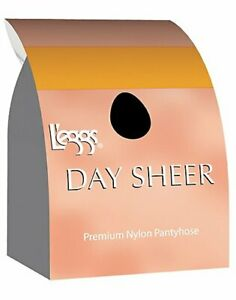 L'eggs Stockings 12-Pack Day Sheer Knee Highs Reinforced Toe Pantyhose Wide Band