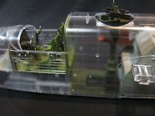 """Hong Kong Models 1/32 B-25 Mitchell Strafer """"Clear Version"""" (Limited)-01S01"""