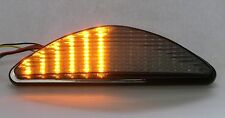 Yamaha Raider 2008-2014 Integrated LED Taillight; Brake and Turns w/ Smoked Lens