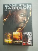 The Samuel L Jackson Ultimate Collection DVD 2006 3 Disc Set