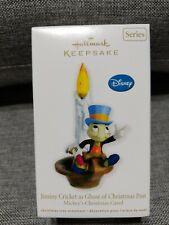 2012 Hallmark Jiminy Cricket Ghost of Christmas Past Mickey's Carol Disney